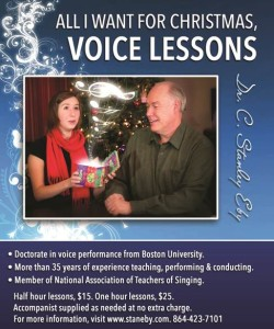 christmasvoicelessons